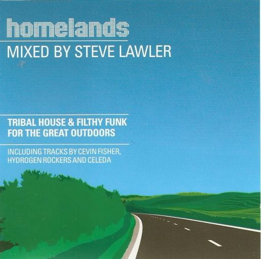 Steve lawler tribal house 2001