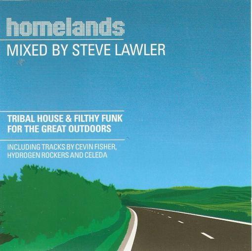 Steve lawler tribal house 2001